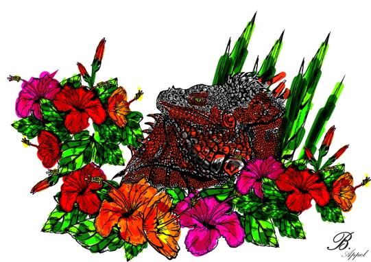 iguana-w