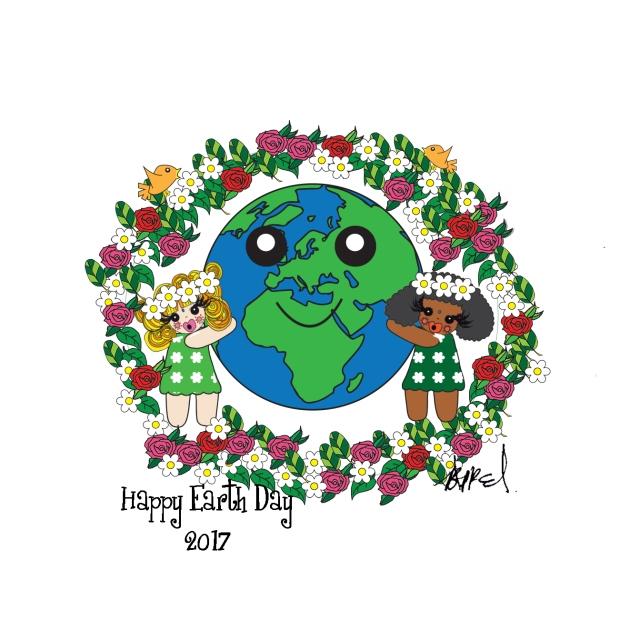 Bon earthday17